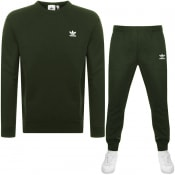 Product Image for adidas Originals Essential Tracksuit Green
