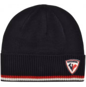 Product Image for Rossignol Cyrus Logo Beanie Hat Navy