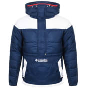 Product Image for Columbia Lodge Pullover Jacket Navy