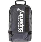 Product Image for Superdry Slim Line Tarp Backpack Navy