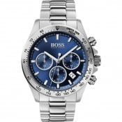 Product Image for BOSS HUGO BOSS Hero Sport Lux Watch Silver