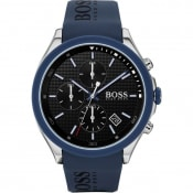 Product Image for BOSS HUGO BOSS 1513717 Velocity Watch Blue