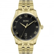 Product Image for BOSS HUGO BOSS 1513739 Master Watch Gold