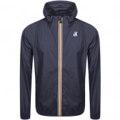 Product Image for K Way Le Vrai 3.0 Claude Jacket Navy