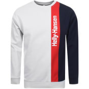 Product Image for Helly Hansen Young Urban Logo Sweatshirt Grey