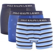 Product Image for Ralph Lauren Underwear 3 Pack Boxer Trunks