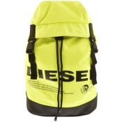 Product Image for Diesel Fsuse Backpack Yellow