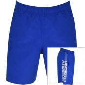 Product Image for Under Armour Logo Shorts Blue