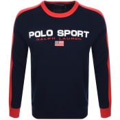 Product Image for Ralph Lauren Polo Sport Knit Jumper Navy