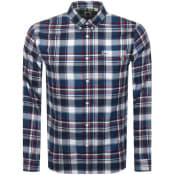 Product Image for Pretty Green Lawlor Check Shirt Navy