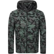 Product Image for Moose Knuckles Camo Romieu Jacket Green