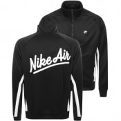Product Image for Nike Air Full Zip Track Sweatshirt Black