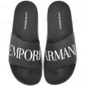 Product Image for Emporio Armani Zadar Sliders Navy