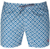 Product Image for Ted Baker Cedric Swim Shorts Blue
