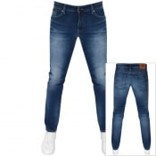 Product Image for Tommy Jeans Original Slim Scanton Jeans Blue