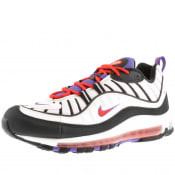 Product Image for Nike Air Max 98 Trainers White