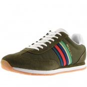Product Image for PS By Paul Smith Prince Trainers Khaki