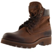 Product Image for Timberland Raw Tribe 6 Inch Waterproof Boots Brown