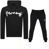 Product Image for Money Sig Ape Hooded Tracksuit Black