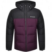 Product Image for Columbia Pike Lake Hooded Logo Jacket Purple