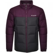 Product Image for Columbia Pike Lake Padded Logo Jacket Purple