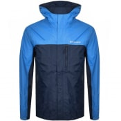 Product Image for Columbia Pouring Adventure Jacket Navy
