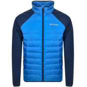 Product Image for Columbia Lake 22 Hybrid Down Jacket Blue