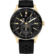 Product Image for Tommy Hilfiger Austin Watch Black