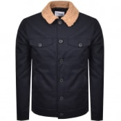 Product Image for Farah Vintage Vadher Trucker Jacket Navy