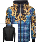 Product Image for Versace Jeans Couture Reversible Jacket Blue