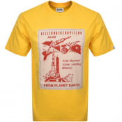 Product Image for Billionaire Boys Club Logo T Shirt Yellow