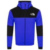 Product Image for The North Face Himalayan Full Zip Hoodie Blue