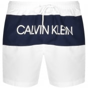 Product Image for Calvin Klein Swim Shorts White