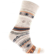 Product Image for Birkenstock Cotton Kelim Socks Brown