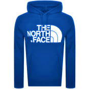 Product Image for The North Face Standard Logo Hoodie Blue