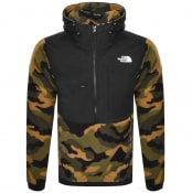 Product Image for The North Face Denali Fleece Anorak Jacket Green