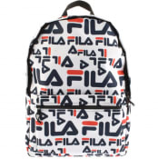 Product Image for Fila Vintage Riva Backpack White