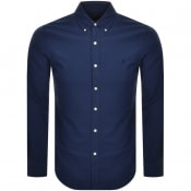 Product Image for Ralph Lauren Slim Fit Oxford Shirt Navy