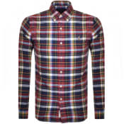 Product Image for Ralph Lauren Long Sleeved Check Shirt Red