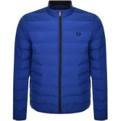 Product Image for Fred Perry Insulated Padded Jacket Blue