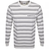 Product Image for Billionaire Boys Club Long Sleeved T Shirt White