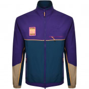 Product Image for adidas Originals Logo Track Jacket Purple