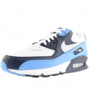 Product Image for Nike Air Max 90 Essential Trainers White