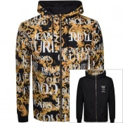 Product Image for Versace Jeans Couture Reversible Jacket Black