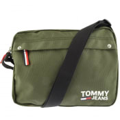 Product Image for Tommy Jeans Cool City Crossbody Bag Green