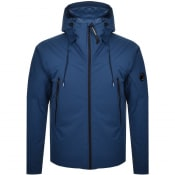 Product Image for CP Company Padded Soft Shell Jacket Blue