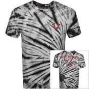 Product Image for True Religion Void Tactics Tie Dye T Shirt Grey