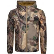 Product Image for Billionaire Boys Club Padded Camo Jacket Beige