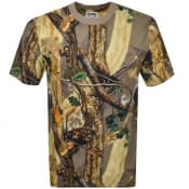 Product Image for Billionaire Boys Club Tree Camo T Shirt Beige