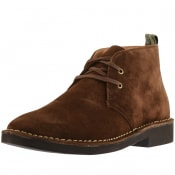 Product Image for Ralph Lauren Chukka Boots Brown